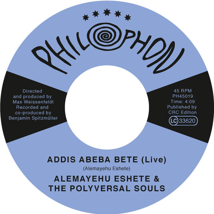 Cover artwork of Addis Abeba Bete by The Polyversal Souls
