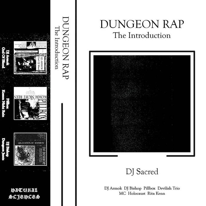 Cover artwork of Dungeon Rap by various artists