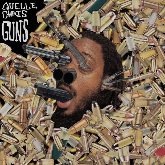 Cover artwork of Guns by Quelle Chris