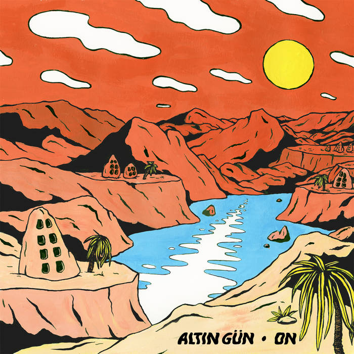 Cover artwork of On by Altin Gün